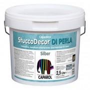 Capadecor StuccoDecor DI PERLA Silber