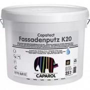 Caparol Capatect Fassadenputz K20