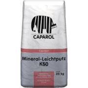 139 Capatect Mineral Leichtputz K 50