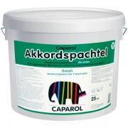 Caparol Akkordspachtel finish
