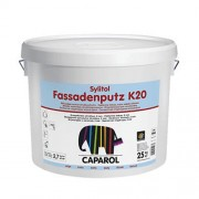 Caparol Sylitol Fassadenputz K20
