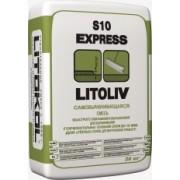 LITOKOL LITOLIV S10 EXPRESS Самовыравнивающаяся смесь