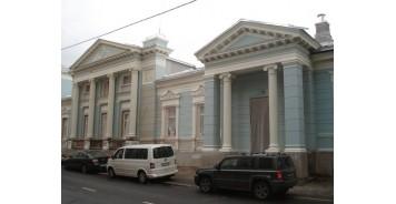 Особняк И.К. Прове, 2011г.